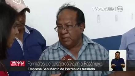 Transportes San Martín: