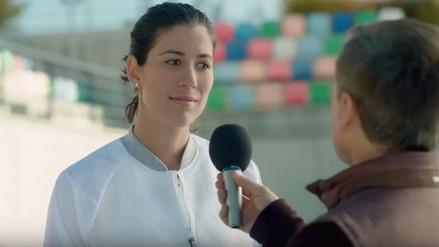 Una de las mejores tenistas del mundo denuncia en spot el machismo en el deporte