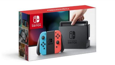 La Nintendo Switch es la consola que más rápido se ha vendido en la historia de EE.UU.