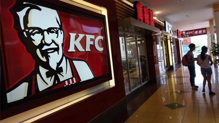 KFC 'desafía' a McDonald's en un tuit inspirado en el botón nuclear de Trump
