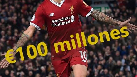 3 fichajes que superarían los 100 millones de euros
