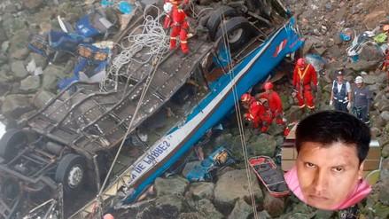 Pasamayo: chofer de tráiler tiene antecedente por causar un accidente que resultó en una muerte