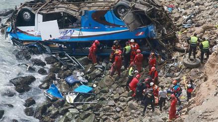Familias de las víctimas en accidente en Pasamayo podrán cobrar estos reembolsos