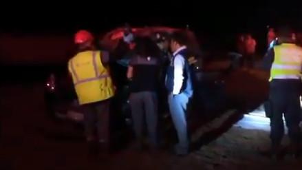 Huaral: un nuevo accidente dejó un muerto en la Panamericana Norte