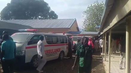Al menos nueve muertos en un atentado suicida contra una mezquita en Nigeria