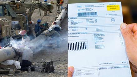 Desde este mes eléctricas devolverán a peruanos el cobro por el Gasoducto Sur Peruano