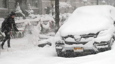"""Nueva York en estado de emergencia ante la llegada del """"ciclón bomba"""" invernal"""