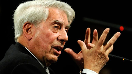 Mario Vargas Llosa: