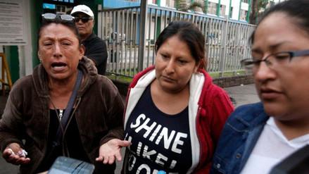 El Minjus garantizó la defensa legal de los parientes y víctimas del accidente en Pasamayo