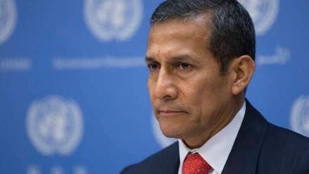 El expresidente Ollanta Humala expresó sus condolencias por accidente en Pasamayo