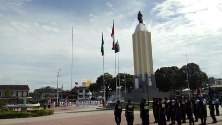 Iquitos celebra 154 años de creación como puerto fluvial sobre el río Amazonas