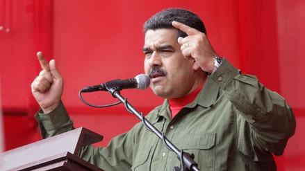 """Maduro tildó de """"loco"""" a Trump por sus declaraciones nucleares a Corea del Norte"""
