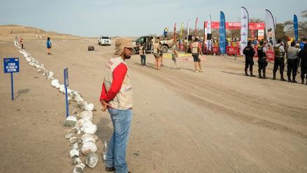 Rally Dakar 2018 | Adoptan medidas para cuidar el patrimonio cultural