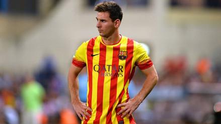 Lionel Messi tendría una 'cláusula antiindependencia' en Barcelona