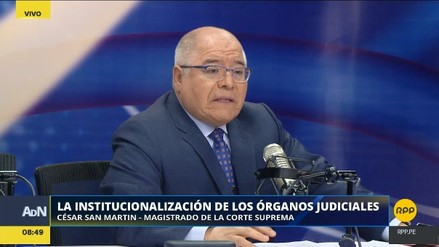 San Martín: