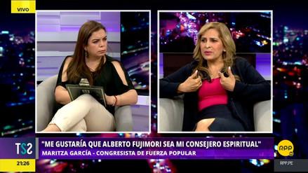 García aseguró que los asesores Figari y Herz decidían las votaciones de la bancada de FP
