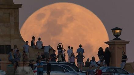 Este 31 de enero la luna hará algo inédito que no se ha visto desde hace 150 años
