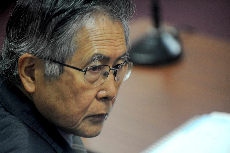 """Alberto Fujimori: """"Anhelo un Perú sin rencores, con todos trabajando por un objetivo"""""""