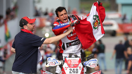 Las mejores postales de la partida del Rally Dakar 2018 en Lima