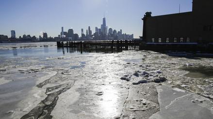 El frío se moderará a partir del lunes en Estados Unidos
