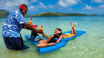 Islas Fiji y Colombia son los países más felices del mundo