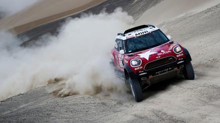 Conoce las calificaciones de los peruanos en la segunda etapa del Rally Dakar 2018