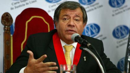 Juez Ángel Romero: