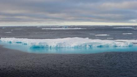 Científicos advierten de que el cambio climático está alterando la química del Ártico