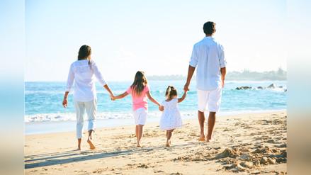 Cómo proteger del sol a tus hijos en vacaciones