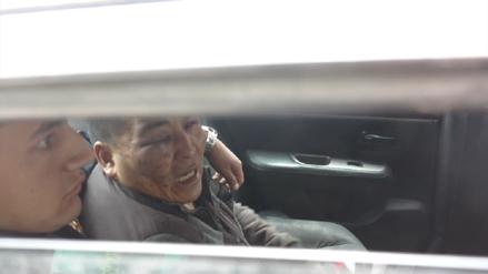 Huancayo: posible liberación de presunto violador genera protesta