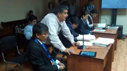 El 15 de enero continuará juicio oral contra gobernador regional de Lambayeque