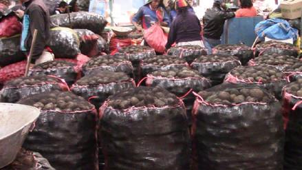 Huancayo: agricultores anuncian bloqueo de vías durante paro agrario