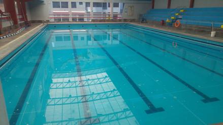 Solo 61% de piscinas de Arequipa cuentan con autorización de la DIGESA
