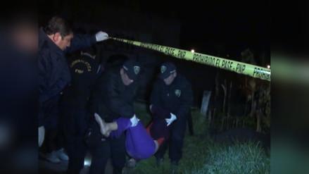 De tres balazos sicarios asesinan a vendedora de anticuchos en Jaén