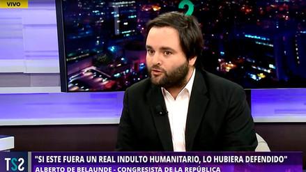 Alberto de Belaunde: