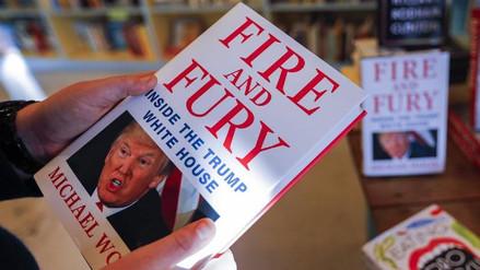 La Casa Blanca rechazó las disculpas de Steve Bannon por participar en el libro sobre Donald Trump