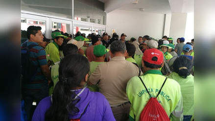 Trujillo: Alcalde y gerente del Segat se defienden por tercerización
