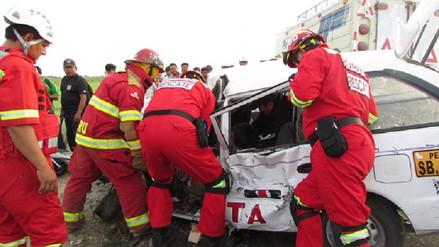 Los accidentes de tránsito ocasionaron 106 muertes en el 2017 en Piura
