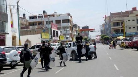 Áncash enviará 160 policías a Trujillo por visita del papa