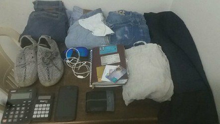 Dos hombres robaron vivienda y fueron capturados vistiendo prendas de víctima