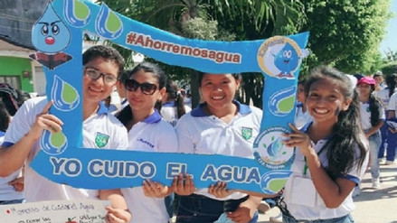 SUNASS promueve campaña para evitar derroche de agua durante el verano