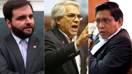 Ex congresistas de PPK solicitan al Ministerio de Justicia explicaciones sobre indulto