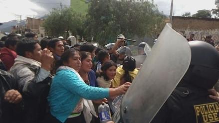 Agricultores de papa acatan paro de 72 horas reclamando atención del Ejecutivo