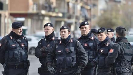 Operativo en Italia y Alemania logró la captura de 169 miembros de la mafia calabresa