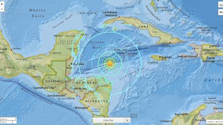 Sismología del Pacífico publicó la hora de la posible llegada del maremoto en el Caribe