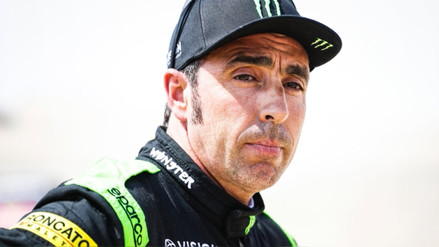 El piloto español Nani Roma le dice adiós al Rally Dakar 2018