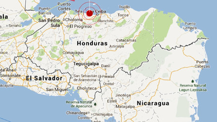 Terremoto de 7,8 grados en Honduras encendió la alerta de tsunami en el Caribe
