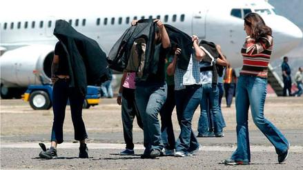 EE.UU. deportó a más de 700 hondureños en los primeros nueve días del 2018