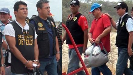 Exárbitro e integrantes de 'La Cruz de Piura' fueron condenados a prisión