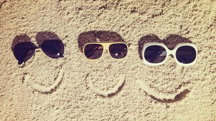Tus ojos pueden cerrarle las puertas a la radiación solar